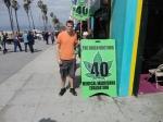 Lovlig marihuana sjekk for 40 dollar